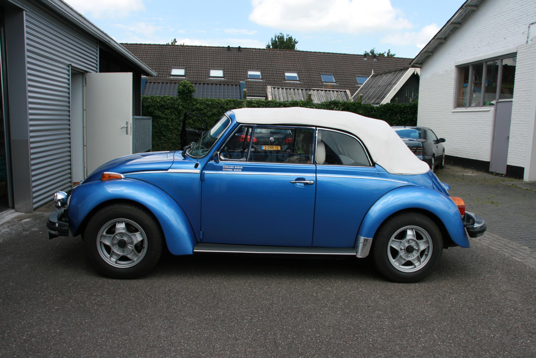 Volkwagen Kever Cabrio